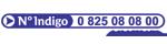 Numéro indigo- 0825 30 06 24