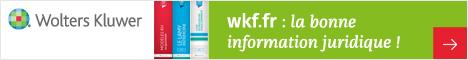 Wolters Kluwer - La bonne information juridique